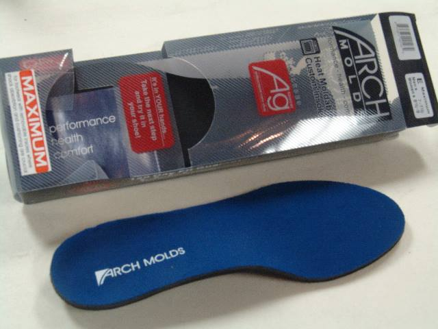 Arch Mold Insoles