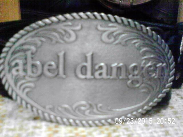 Abel Danger Buckles